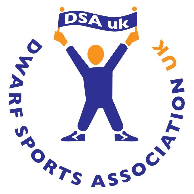 Dwarf Sports Association UK - Multiple Events logo