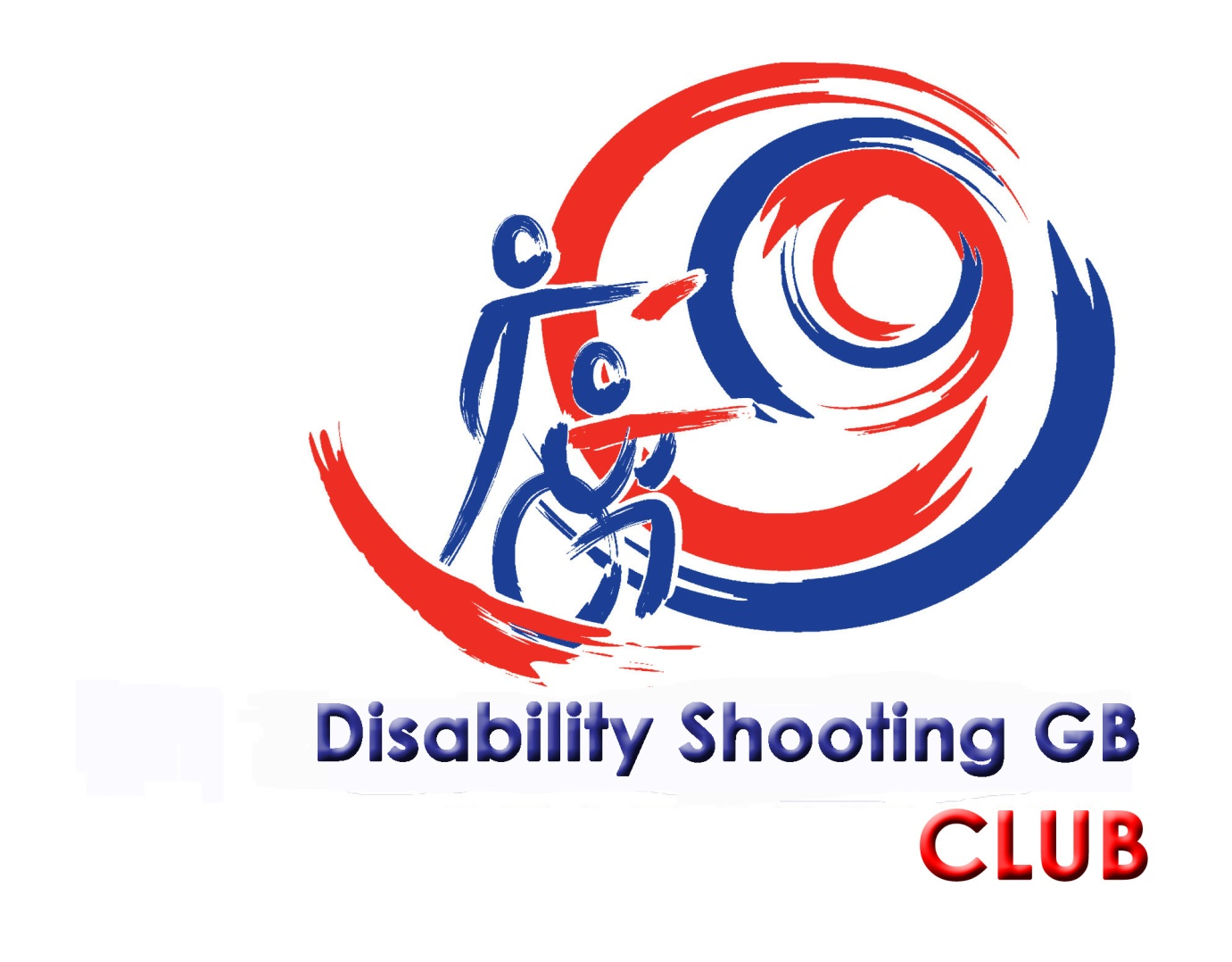 Disability Shooting Great Britain Club logo