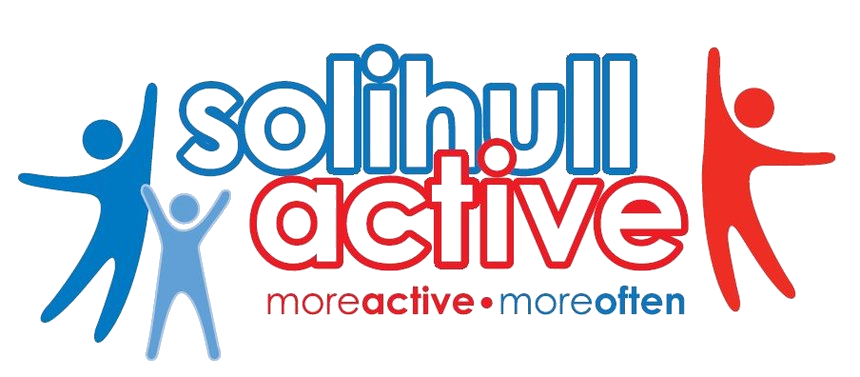 Solihull Gets Active logo