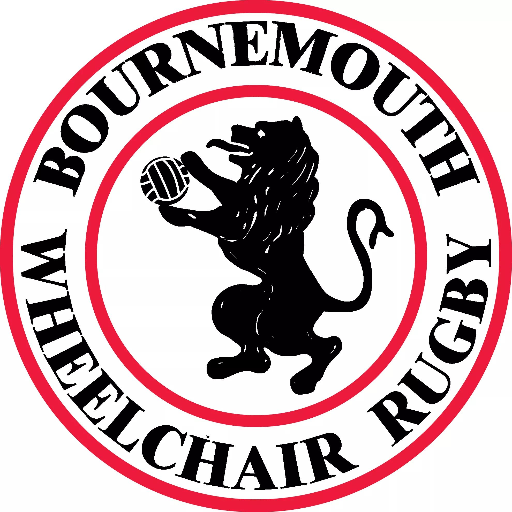 Bournemouth Lions Wheelchair Rugby logo