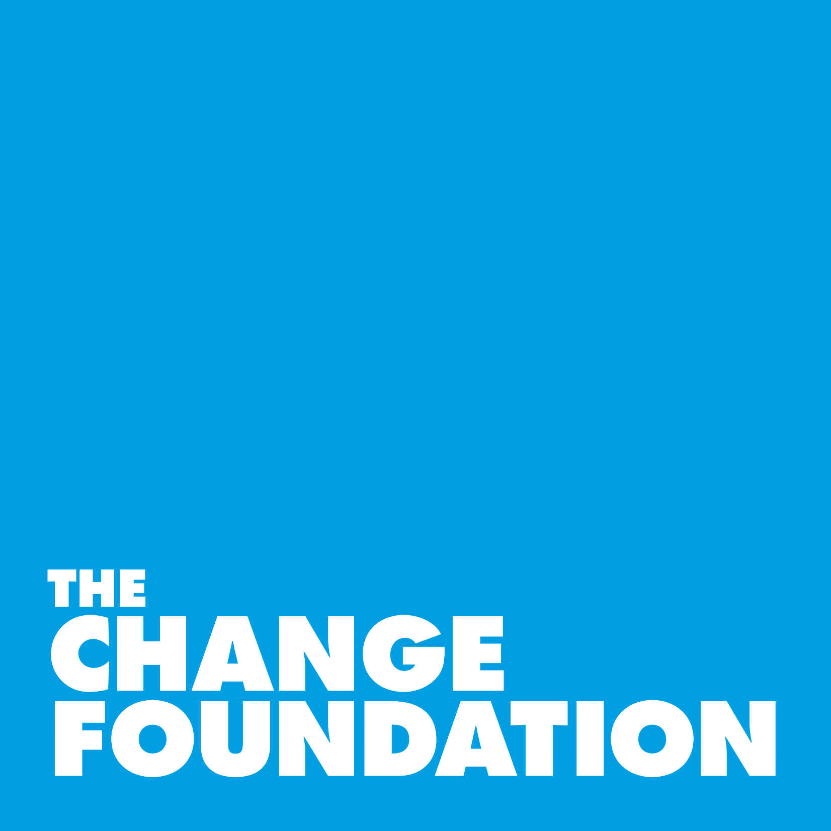The Change Foundation Logo