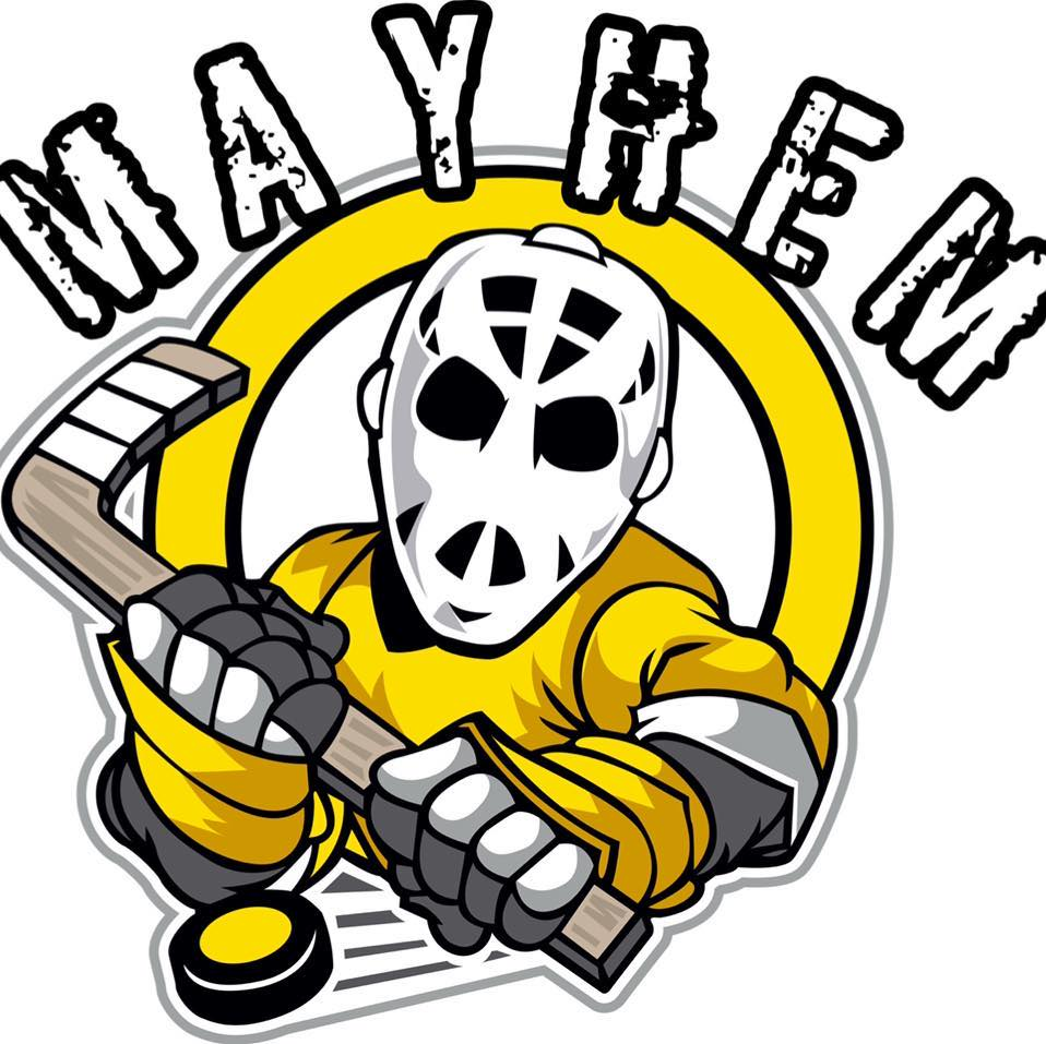 Our logo - The Manchester Mayhem