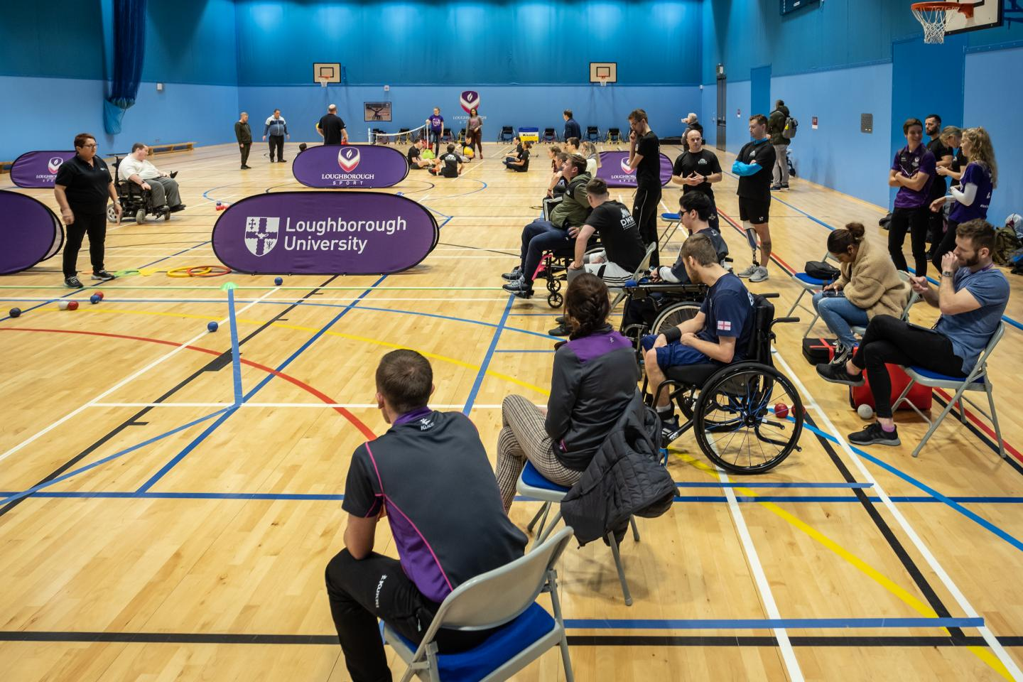 Loughborough Inclusive Sports Festival
