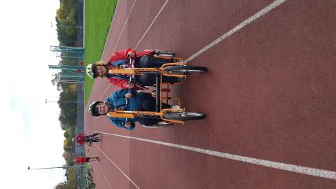 Kirklees Mixed Ability Cycling