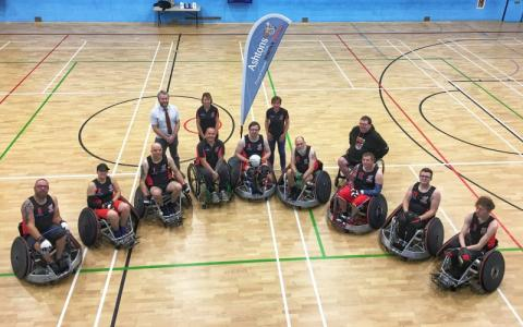 Norfolk Knights Wheelchair Rugby Club