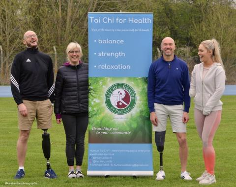 Tai Chi for people with a limb impairment