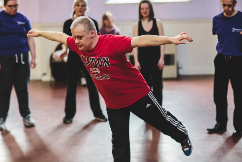 DanceSyndrome Inclusive Dance Workshop