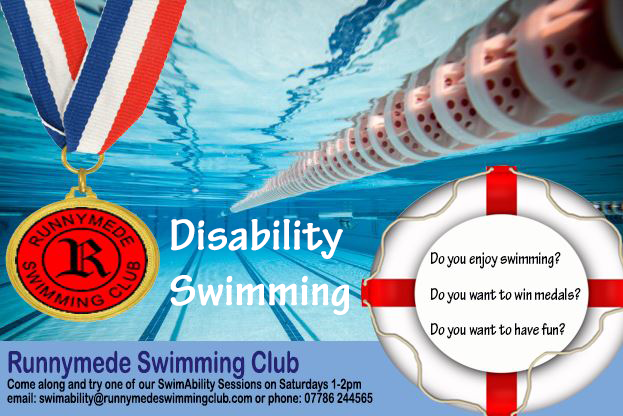 SwimAbility flyer