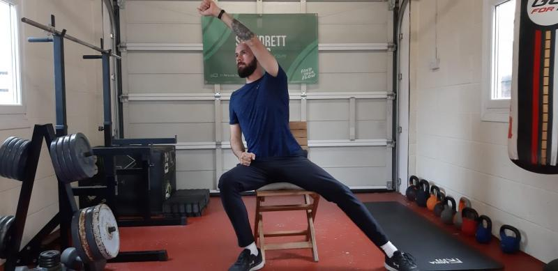 CHAIR BASED HIIT STYLE CLASS
