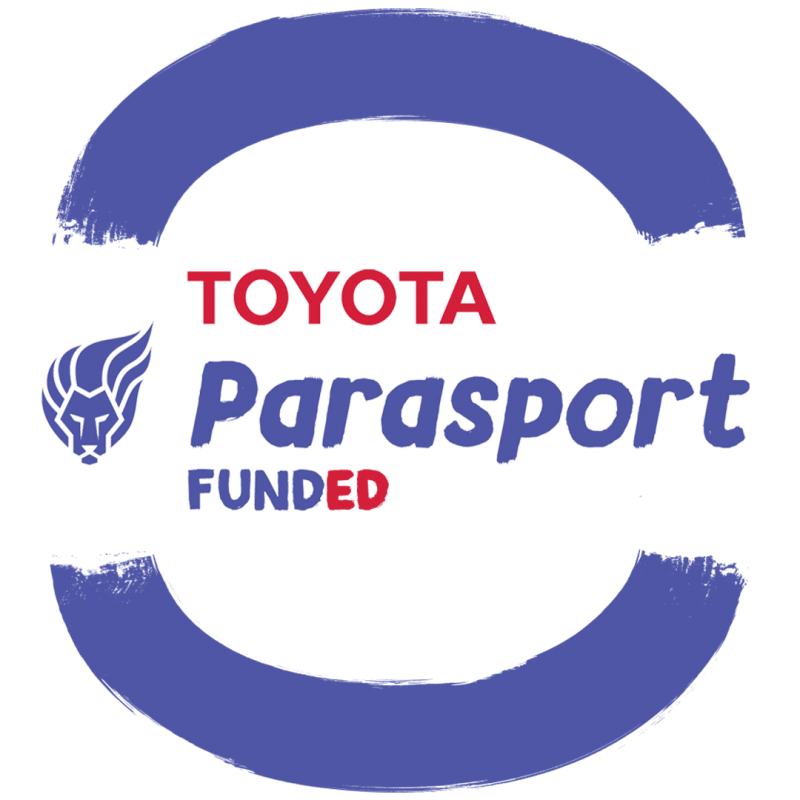 This club was awarded funding from our Toyota Parasport Fund in 2020.