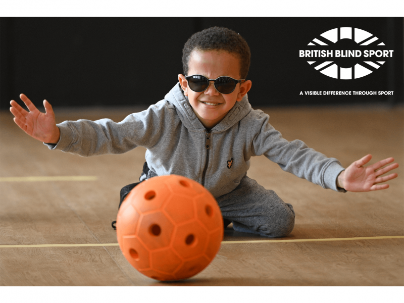 Club in association with British Blind Sport