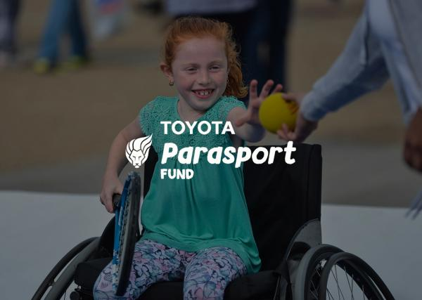 Toyota Parasport Fund Now Open!