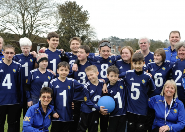 Winchester Goalball Club