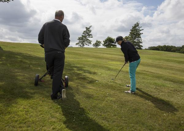 Scottish Disability Golf and Curling