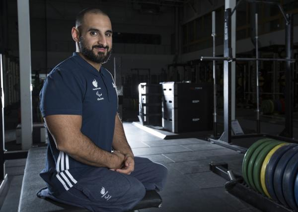 Ali Jawad is pushing for change in the accessibility of physical activity
