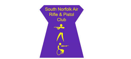 The UK's 1st Regional Training Centre for Para Sport Shooting logo