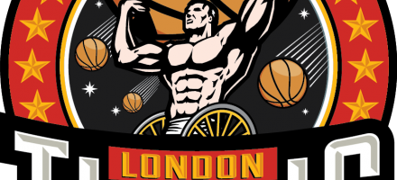 London Titans Wheelchair Basketball Club logo
