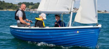 Adult Sailing Session