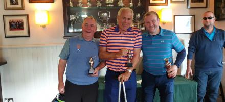 Scottish Open 2019 Nett Winners