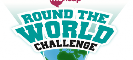 Mencap's Round The World Challenge logo